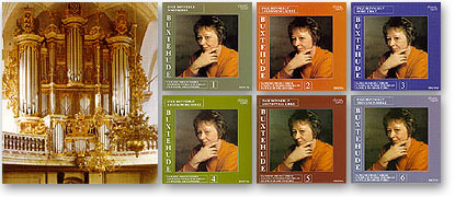 Collage - Buxtehude: Complete Works for Organ